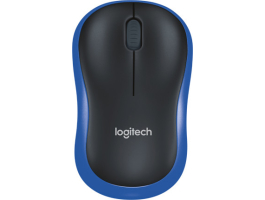 Logitech M185 Kék wireless notebook egér (910-002239)