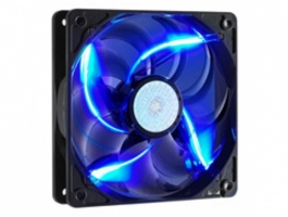 CoolerMaster 12cm R4-L2R-20AC-GP LED Sickleflow Blue ventilátor