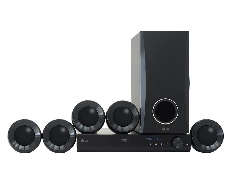44c8e22c77 LG DH4220S DVD 5.1 330W házimozi rendszer