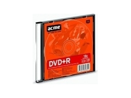 ACME DVD+R 4,7GB slim tokos DVD lemez