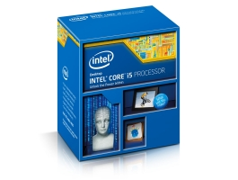 Intel Core i5-4670K (3,40GHz, LGA1150) BOX processzor
