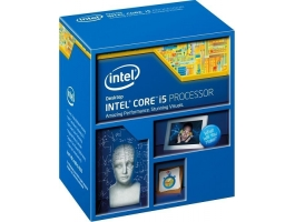 Intel Core i5-4570S (2,90GHz, LGA1150) BOX processzor