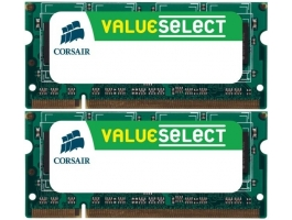 Corsair (VS4GSDSKIT800D2) 4GB KIT (2x2 GB) DDR2 800Mhz notebook memória
