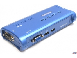 TRENDnet TK-407K 4-port USB KVM Switch
