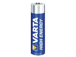 Varta AAA LR03 1,5V High Energy elem