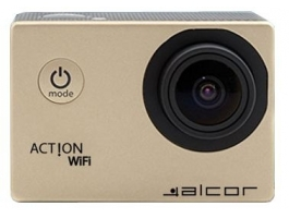 Alcor Action HD arany sportkamera