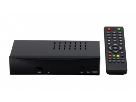 Alcor HDT-4400 Set-Top-Box DVB-T/T2 vevő