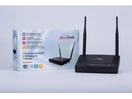 DS-LINK DS-WDR3000N 300Mbps Dual Band wifi router