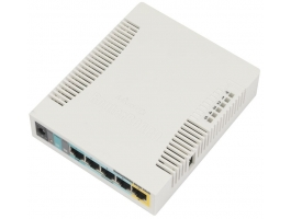 MikroTik RouterBOARD 951Ui-2HnD L4 128Mb 5x FE LAN router