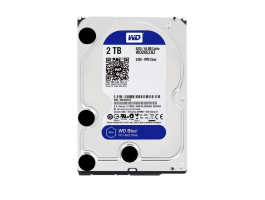 "Western Digital 2TB WD20EZRZ Blue 5400rpm 64MB SATA3 3,5"" HDD"