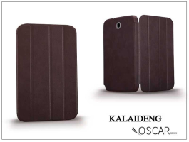 Samsung N5100 Galaxy Note 8.0 tok (Book Case) - Kalaideng Oscar Series - brown