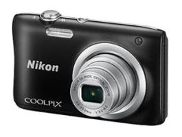 84715c4c42ca Nikon Coolpix S33 kék digitális fényképezőgép + hátizsák Kit