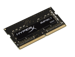 Kingston 4GB/2400MHz DDR4 HyperX Impact (HX424S14IB/4) notebook memória