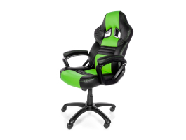 Arozzi Monza Gaming Chair Black/Green