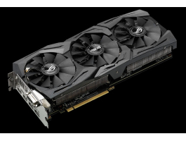 Asus ROG Strix GeForce GTX (STRIX-GTX1070-O8G-GAMING) 8GB GDDR5 videokártya