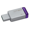 Kingston 8GB DT50/8GB USB3.0 ezüst-lila pendrive