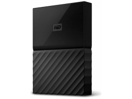 "Western Digital 1TB My Passport Black 2,5"" USB3.0 HDD (WDBYNN0010BBK)"