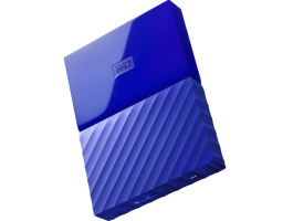 "Western Digital 1TB My Passport Blue 2,5"" USB3.0 HDD (WDBYNN0010BBL)"