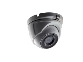 Hikvision DS-2CE56D0T-IT3(3.6MM)(GREY) Dome HD-TVI kamera