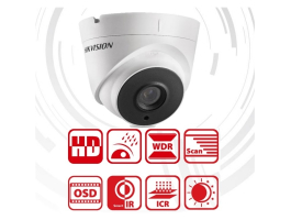 Hikvision DS-2CE56D7T-IT3(3.6MM) Dome HD-TVI kamera