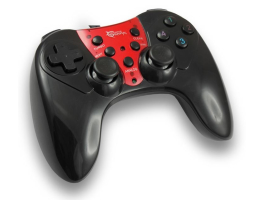 White Shark GP-2028 RED DRAGON PC digitális USB gamepad