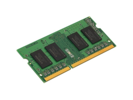 Kingston 4GB 2400MHz DDR4 CL17 Single Rank x8 notebook memória (KVR24S17S8/4)