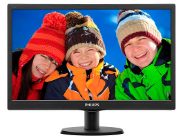 "Philips 193V5LSB2/10 LED 18,5"" monitor"