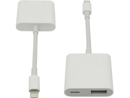 Apple Lightning to USB3 Camera Adapter (MK0W2ZM/A)