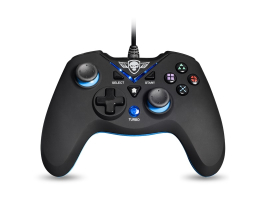 Spirit of Gamer Gamepad - XGP WIRED Blue (SOG-WXGP)