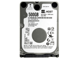 "Hitachi 500GB HTS545050B7E660 5400rpm 8MB 7mm SATA3 2,5"" HDD"