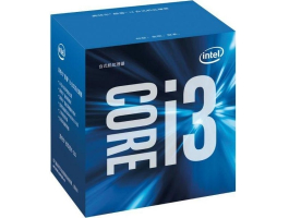 Intel Core i3-7300 (4,00GHz, LGA1151) BOX processzor