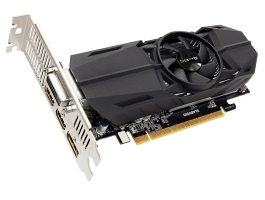 Gigabyte GeForce GTX 1050 OC Low Profile 2G  (GV-N1050OC-2GL) 2GB videokártya