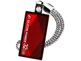 Silicon Power Touch 810 Red 8GB pendrive