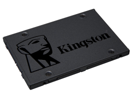 "Kingston 480GB A400 SATA3 2,5"" SSD (SA400S37/480G)"