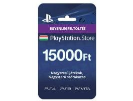 SONY PSN PlayStation Live Card (PS4) 15000 Ft (PS719829553)