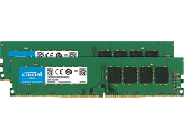 Crucial 16G/2133 CL15 Crucial Single-rank KIT2 DDR4 notebook memória (CT2K8G4DFS8213)