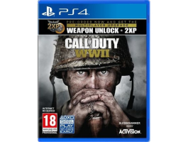 Call Of Duty WWII PS4 játékszoftver