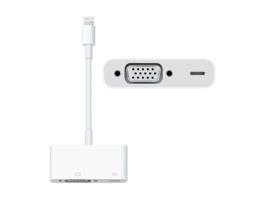 Apple Lightning to VGA Adapter - MD825ZM/A