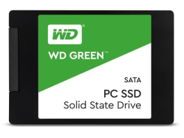 "Western Digital Green 120GB (WDS120G2G0A) SATA3 2,5"" SSD"