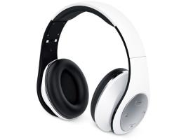 Genius HS-935BT összehajtható fehér mikrofonos bluetooth fejhallgató c7b19000cd