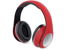 Genius HS-935BT összehajtható piros mikrofonos bluetooth fejhallgató 4677719c3f