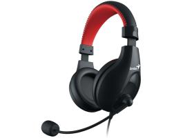 Genius HS-520 Black Red Gaming Headset b35115e290
