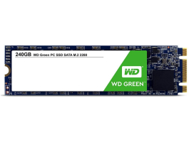 Western Digital Green 240GB (WDS240G2G0B)  M.2 2280 SSD