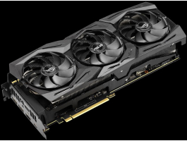 Asus ROG-STRIX-RTX2080TI-A11G-GAMING RTX 2080 Ti Advanced edition 11GB GDDR6 videokártya