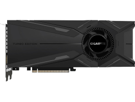 Gigabyte GV-N2080TURBO OC-8GC nVidia GeForce RTX 2080 TURBO OC 8GB videokártya