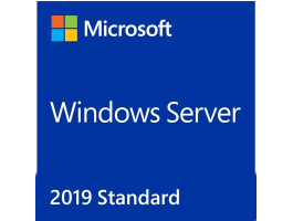 Microsoft Windows Server Standard 2019 64Bit Hungarian 1pk DSP OEI DVD 24 Core (P73-07810)