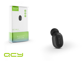 QCY Wireless Bluetooth headset v5.0 - QCY Mini 2 Bluetooth Earphones - black