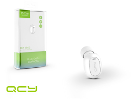 QCY Wireless Bluetooth headset v5.0 - QCY Mini 2 Bluetooth Earphones - white