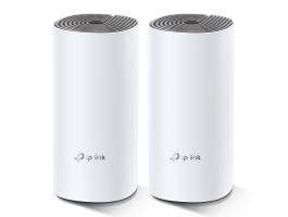 TP-Link Deco E4(2P) AC1200 Whole Home Mesh Wi-Fi System
