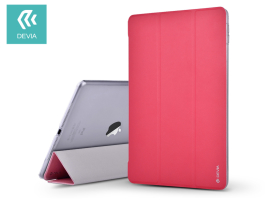 Apple iPad Mini 4/iPad Mini (2019) védőtok (Smart Case) on/off funkcióval - Devia Light Grace - pink